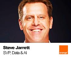 Steve Jarrett Orange
